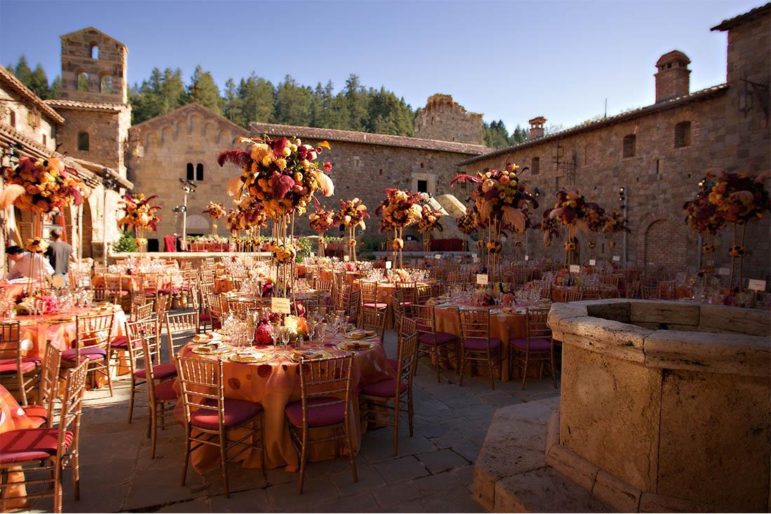 Castello Di Amorosa Wedding Reception - Popular Wedding 2017