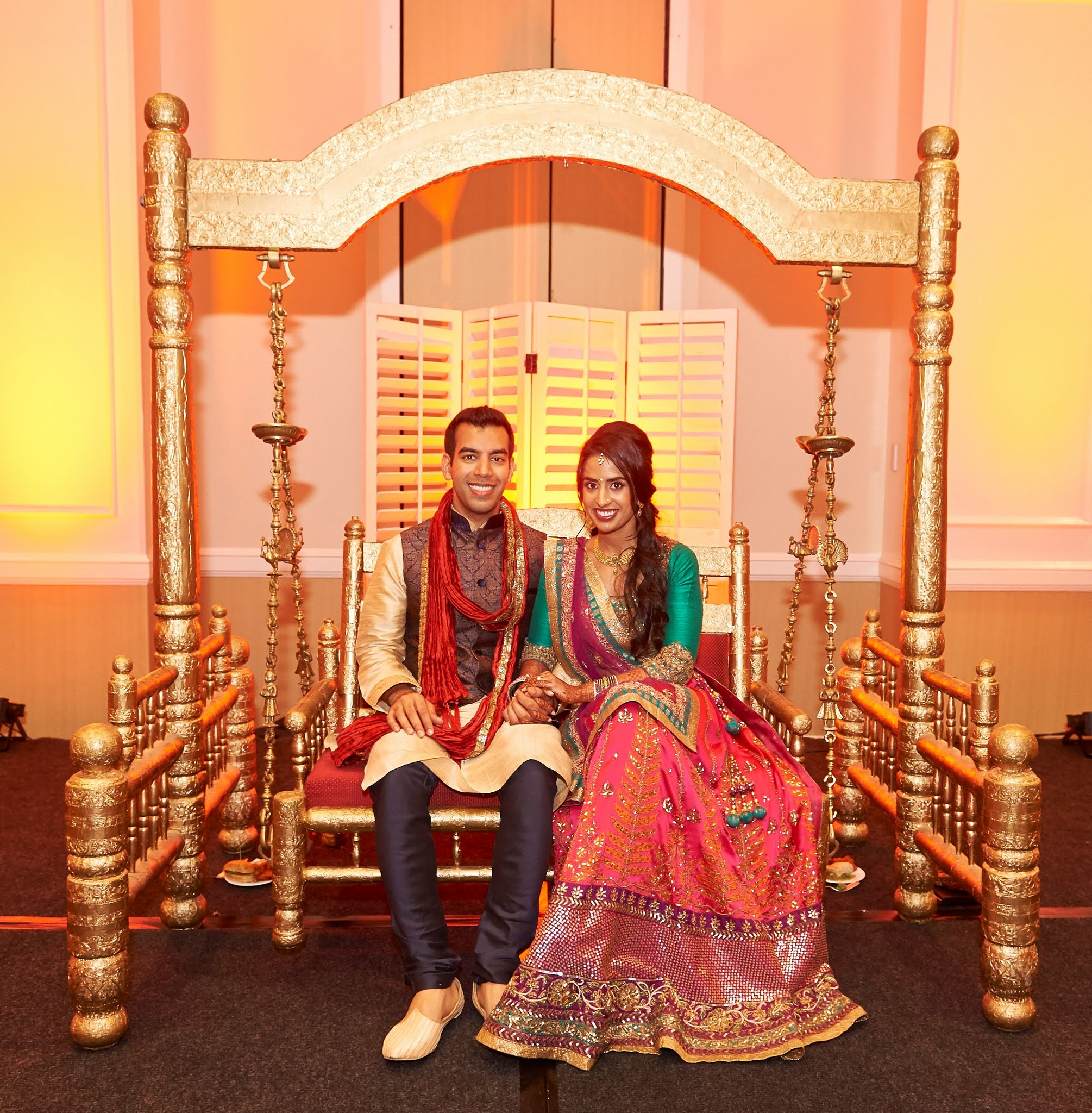 Kavita & Amit – Floramor